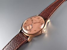 ref.570 Rose with Breguet numerals