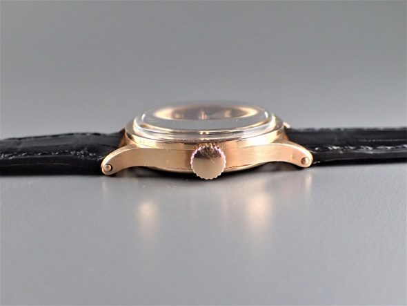 ref.96 Rose with Black dial