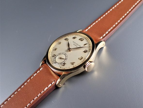 ref.96 Yellow with Breguet numerals