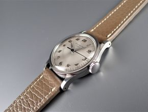 "ref.2457 Steel with Breguet numerals ""ASK"""