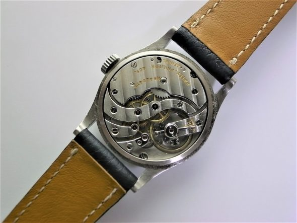 """ref.96 Steel retailed by Relojeria MAURER """"ASK"""""""