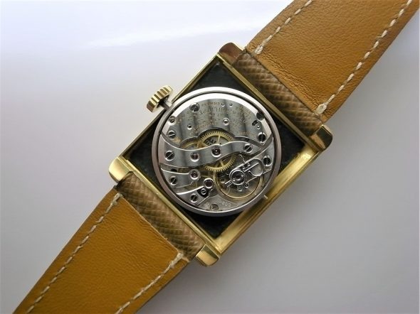 ref.2488 Yellow with Black dial