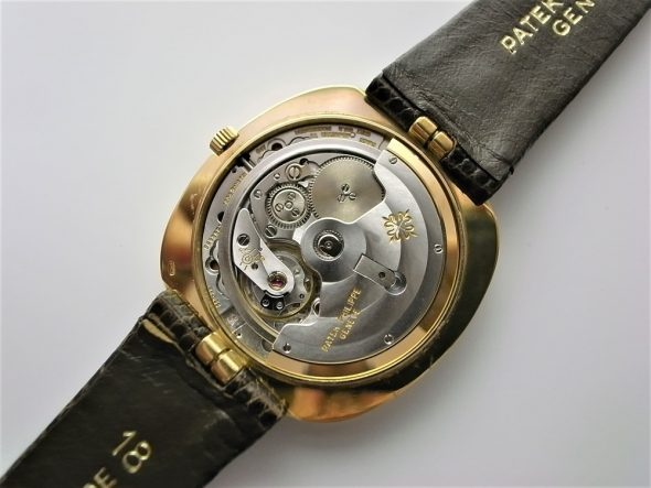 """ref.3589 Yellow with """"Vermeer Gold"""" dial ¥1,480,000.-"""