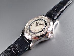ref.5110 White World-Time ¥3,000,000.-