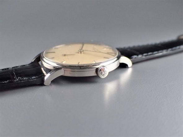 ref.3410 White Antimagnetic ¥1,780,000.-