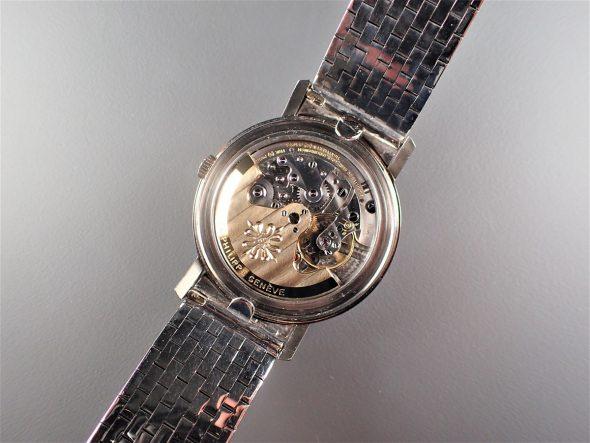 ref.3445 White with Bracelet ¥2,450,000.-