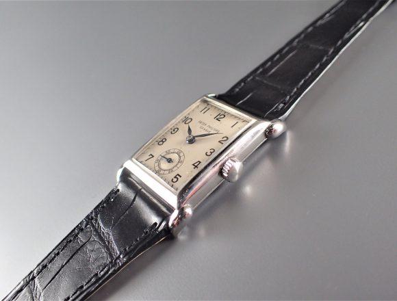 ref.1530 Steel enamel Arabic numerals ¥2,480,000.-
