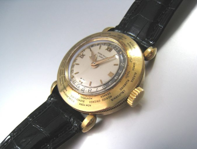 ref.1415 Yellow world time