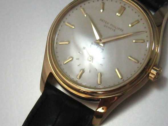 ref.2526 yellow gold thicker lugs