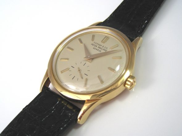 ref.3403 Calatrava self-winding