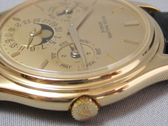 ref.3940 Champagne dial