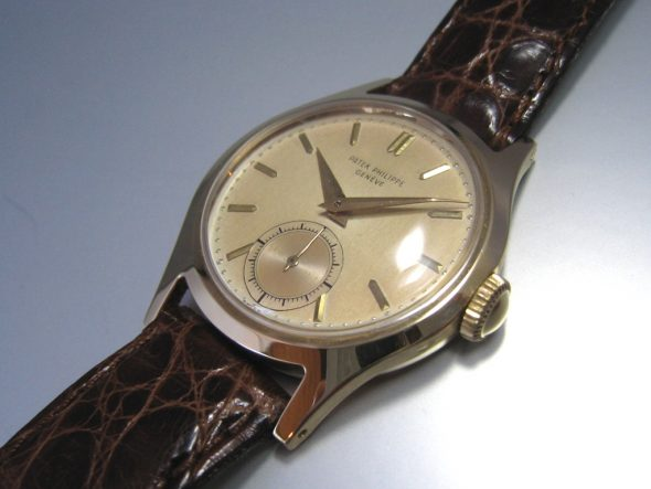ref.565 Yellow toropical dial