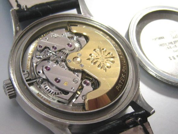 ref.3514 platinum self-winding
