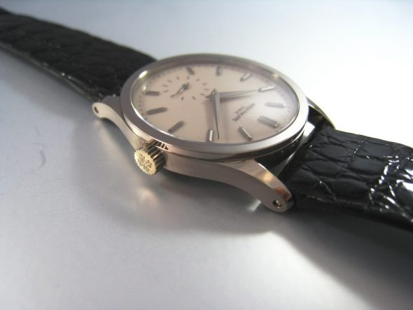 ref.3796 White gold Ivory dial