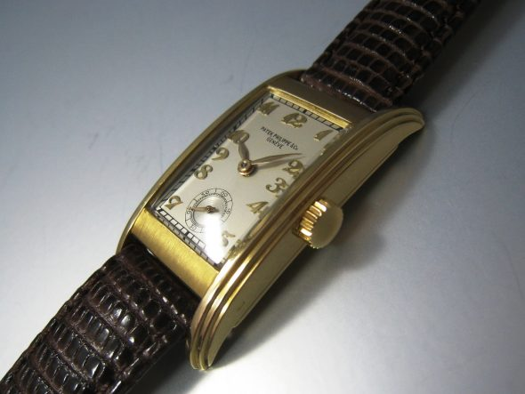 ref.514 yellow with Breguet numerals