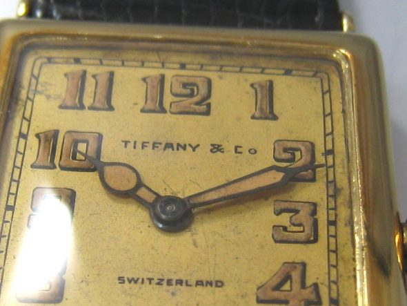 A very early Tiffany & Co.