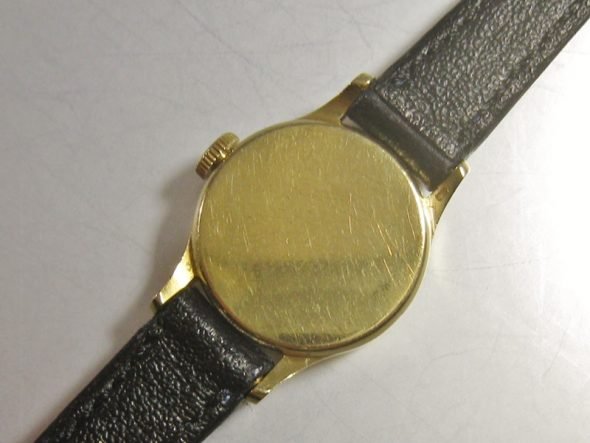 ref.1289 Yellow gold Ladies' Calatrava