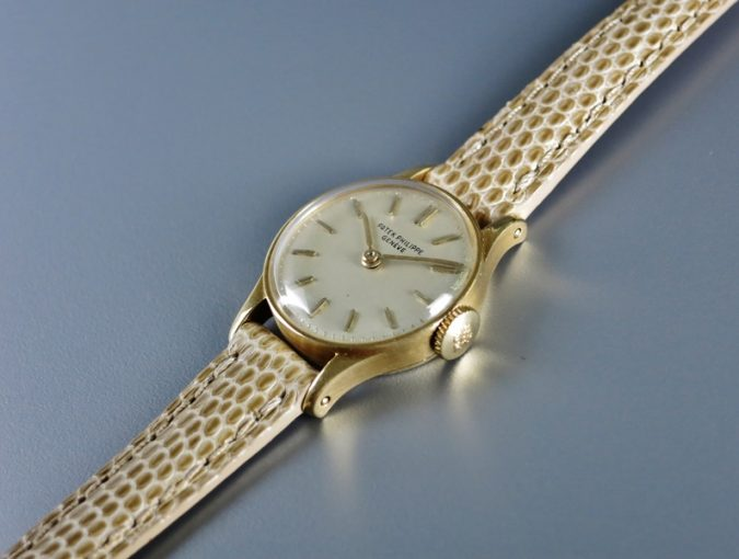 ref.1289 yellow gold ladies' calatrava