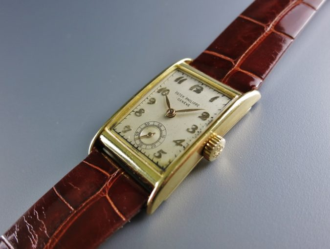 ref.1560/1 Yellow gold with Breguet numerals