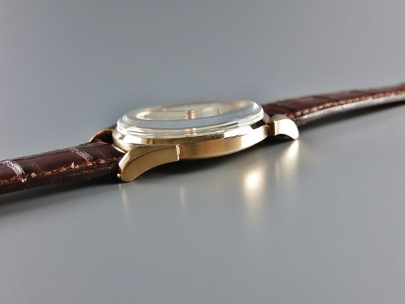 ref.1582 Rose gold with two tone dial