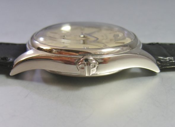 ref.2526 White gold with diamond indexes