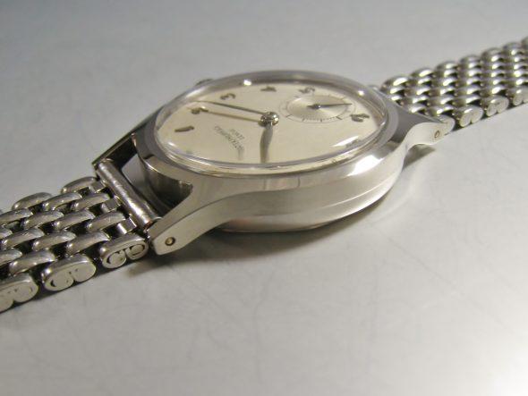 ref.565 Steel with Breguet numerals