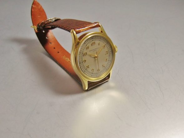 ref.96 Yellow w/Breguel numerals & Minutes track