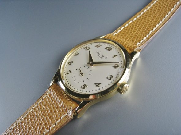 "ref.3439 Yellow gold ""Breguet"""