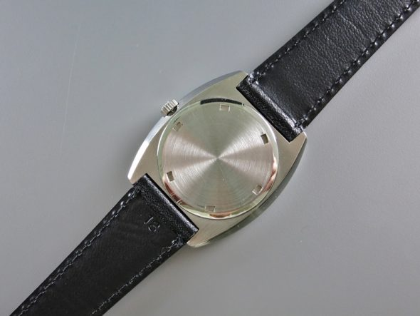 ref.3579 Steel with silver dial
