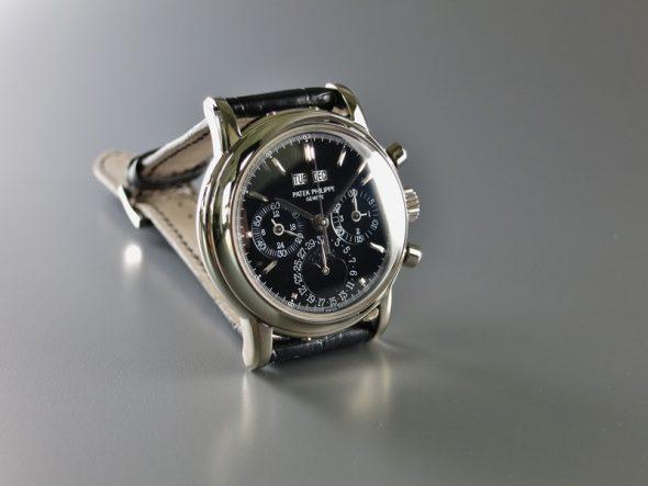 """ref.3970EG-018 """"Black dial"""""""
