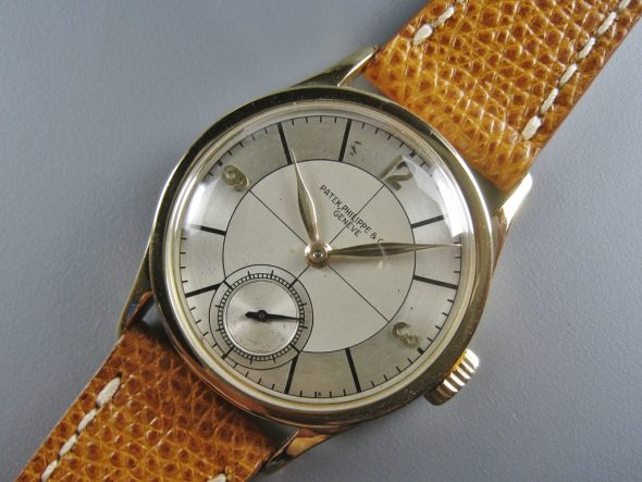 ref.96yg Two tone sector