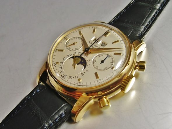 "ref.2499 yellow gold ""third series"""