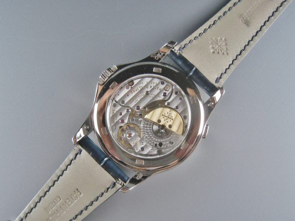 ref.5131G-001 world time Cloisonne dial