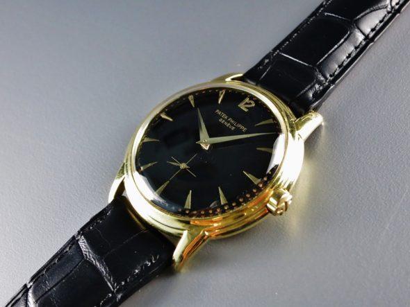 ref.2551 Yellow Black dial