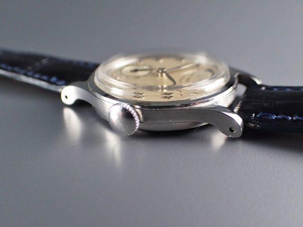 ref.2451 steel with Breguet numerals