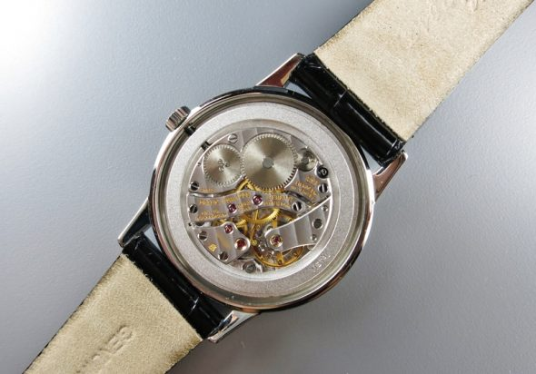 ref.3718 steel special edition for The Japan market