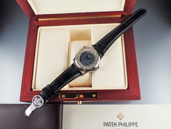 ref.5110P-001 platinum world time