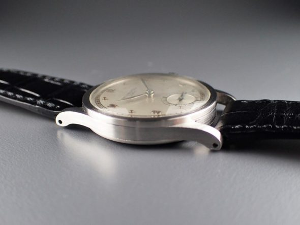 ref.96 Steel Two tone dial