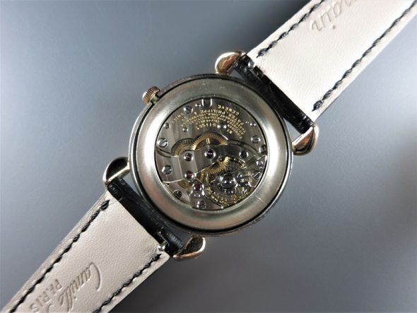 ref.1461/2 Steel & Rose Two tone dial
