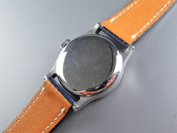 ref.96 Steel with sector dial
