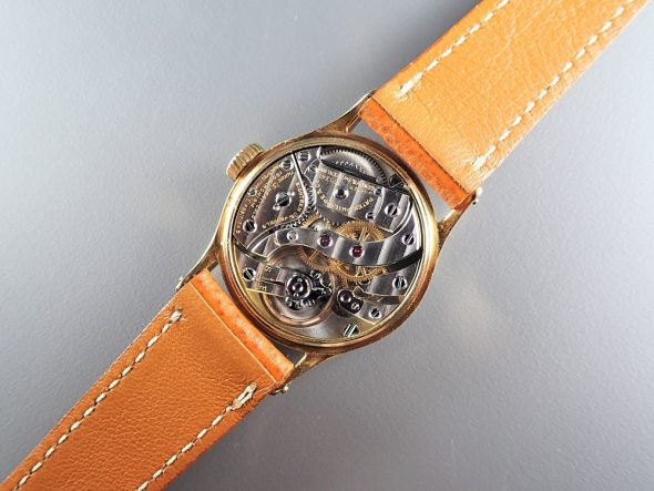 ref.96 Yellow with sector dial