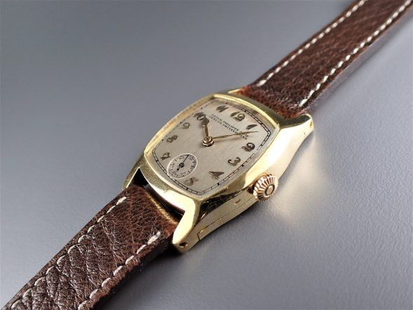 Cushion Yellow Breguet numerals ¥2,600,000.-