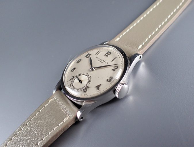ref.96 Steel with Arabic numerals