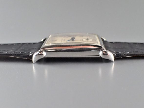 ref.1530 Steel enamel Arabic numerals