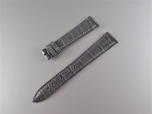 Jean-Claude Perrin crocodile strap (16-20mm) ¥44,000.-
