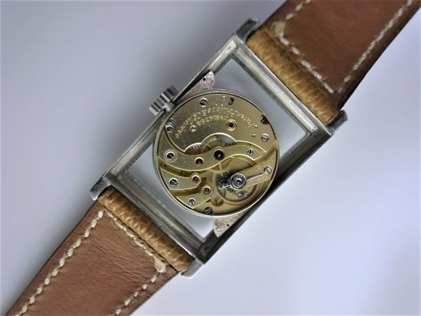 "ref.450 Steel Two tone dial ""ASK"""