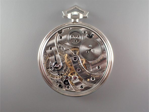 ref.605 Platinum with Diamond indexes ¥1,780,000.-