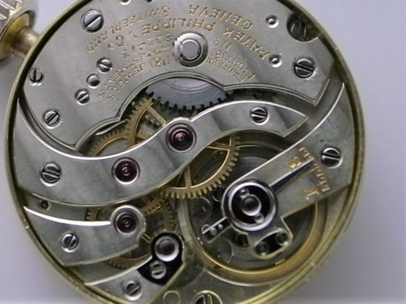 ref.64 White with Sector dial