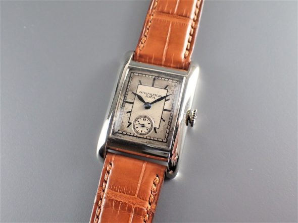 "ref.64 White with Sector dial ""ASK"""
