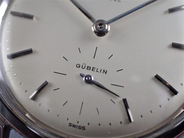 "ref.3417 retailed by ""GUBELIN"""